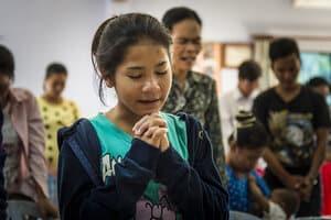 World Relief - Phnom Penh, Cambodia, February 27, 2013