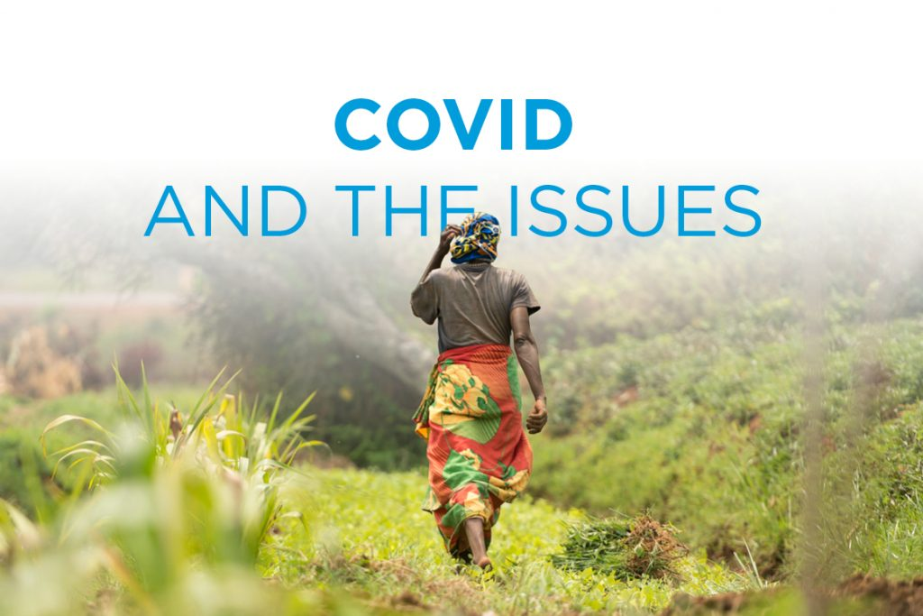 COVID and the Issues: Gender-based Violence