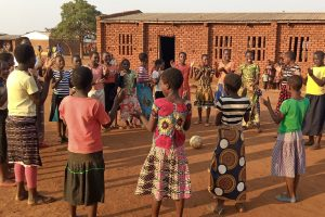 Making Change for Girl's in Malawi