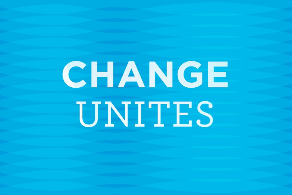 Change Unites to Bring Peace