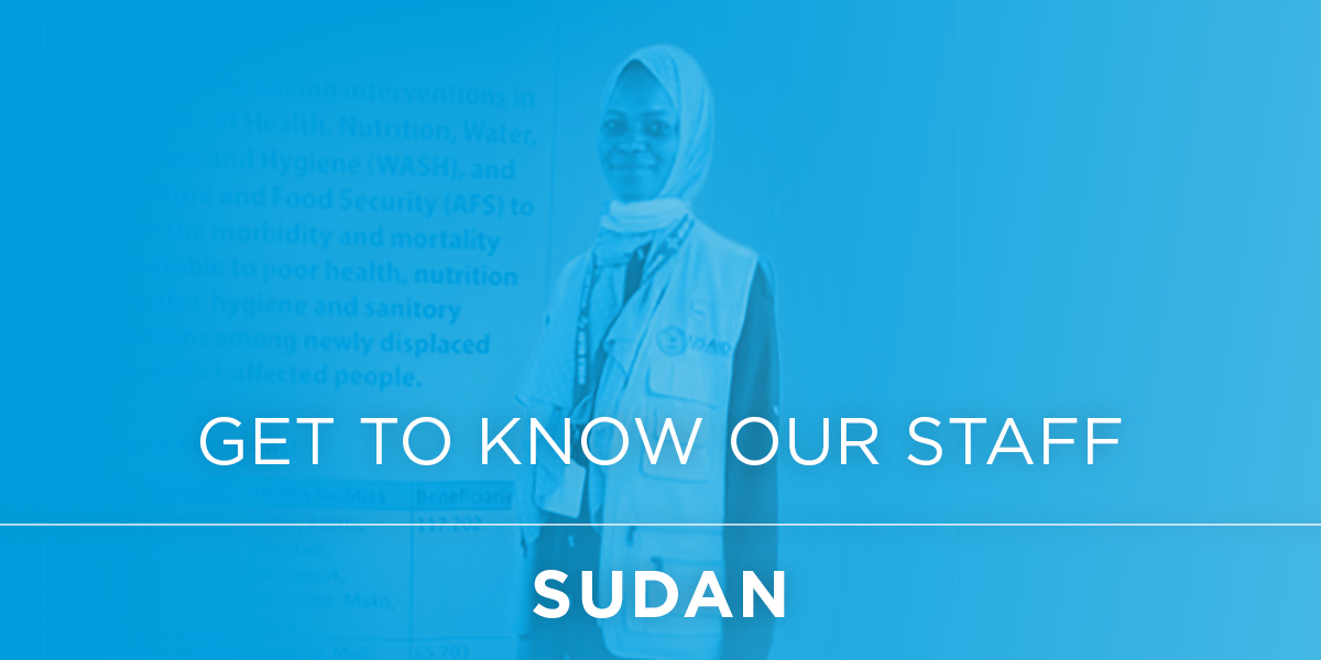 Suad Yusuf is Making Positive Change in West Darfur