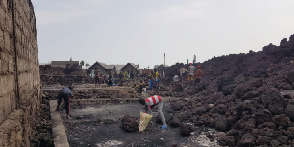 World Relief Congo is Building Resilience from Ashes