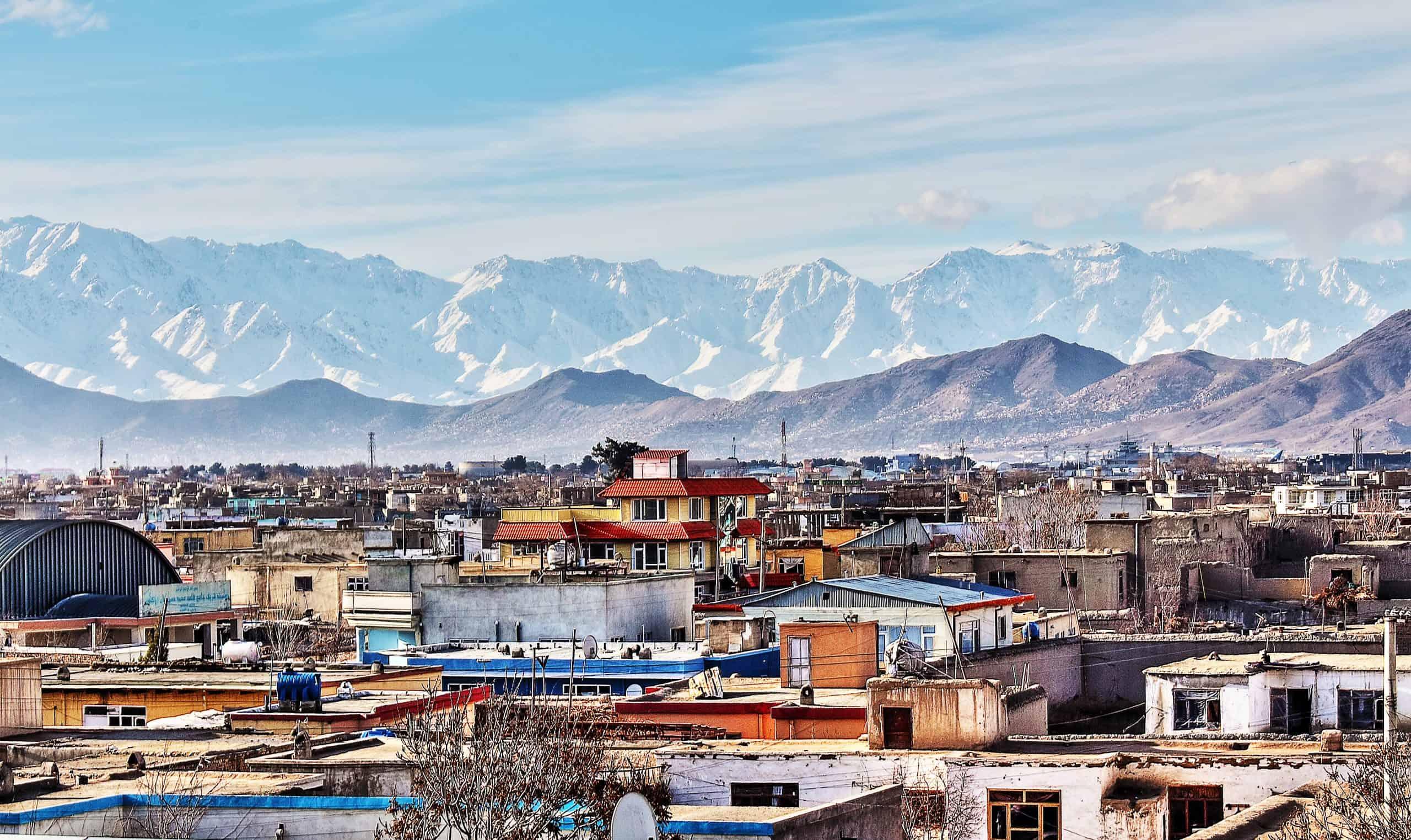 Afghan vilage