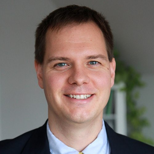 Matthew Soerens Portrait